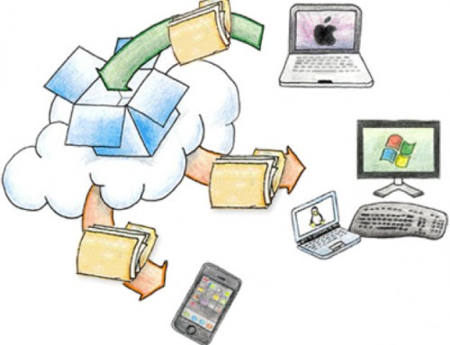 Tech Tip: Use Dropbox to End the File Shuffle