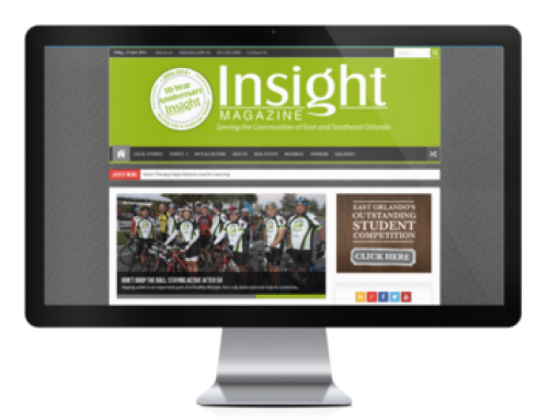 Insight East Orlando Website