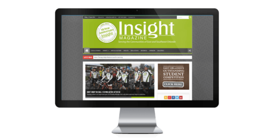 Insight East Orlando Website
