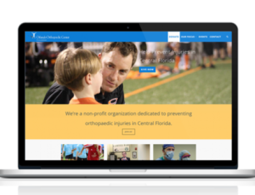 Orlando Orthopaedic Centre Foundation Website
