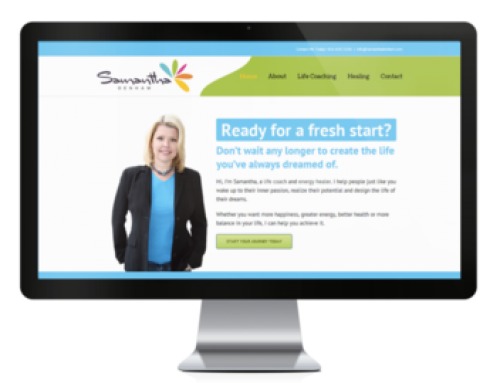 Samantha Denham Website